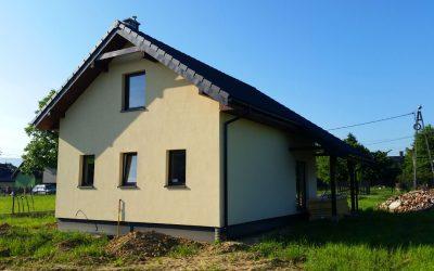 Dom mieszkalny Oszczędny